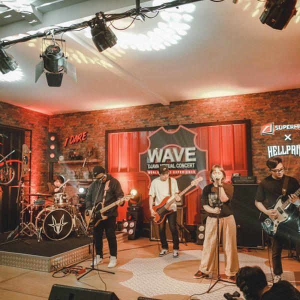 Class Of The Moon Wave Djava Virtual Concert
