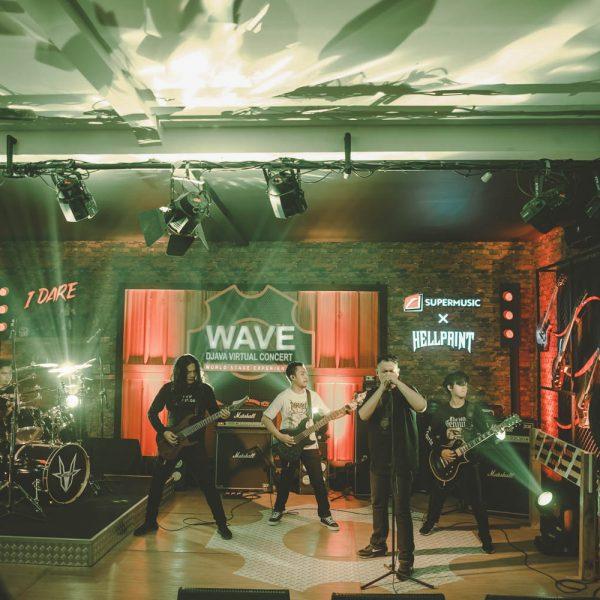 Humiliation Wave Djava Virtual Concert