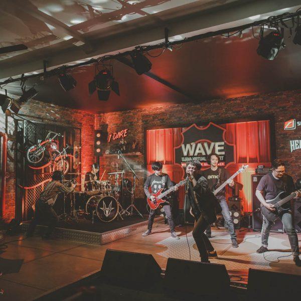 Amviby Wave Djava Virtual Concert